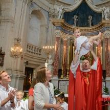 Reportage photo pour le baptême d'Amaury