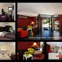 Hôtel Kyriad, Montélimar