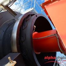 Centrale enrobé sur le site AROBIA, catégorie photographie industrielle