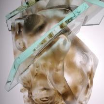 Photographies d'oeuvres d'art réalisées par le sculpteur Patrick Chaland