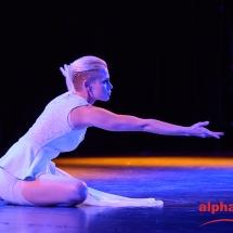 Evénementiel, gala de danse contemporaine