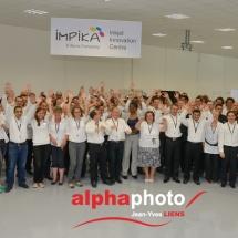 Photos inauguration IMPIKA XEROX et Inkjet summit, Aubagne