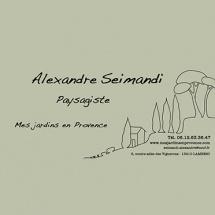 Seimandi paysagiste / Alphaphoto
